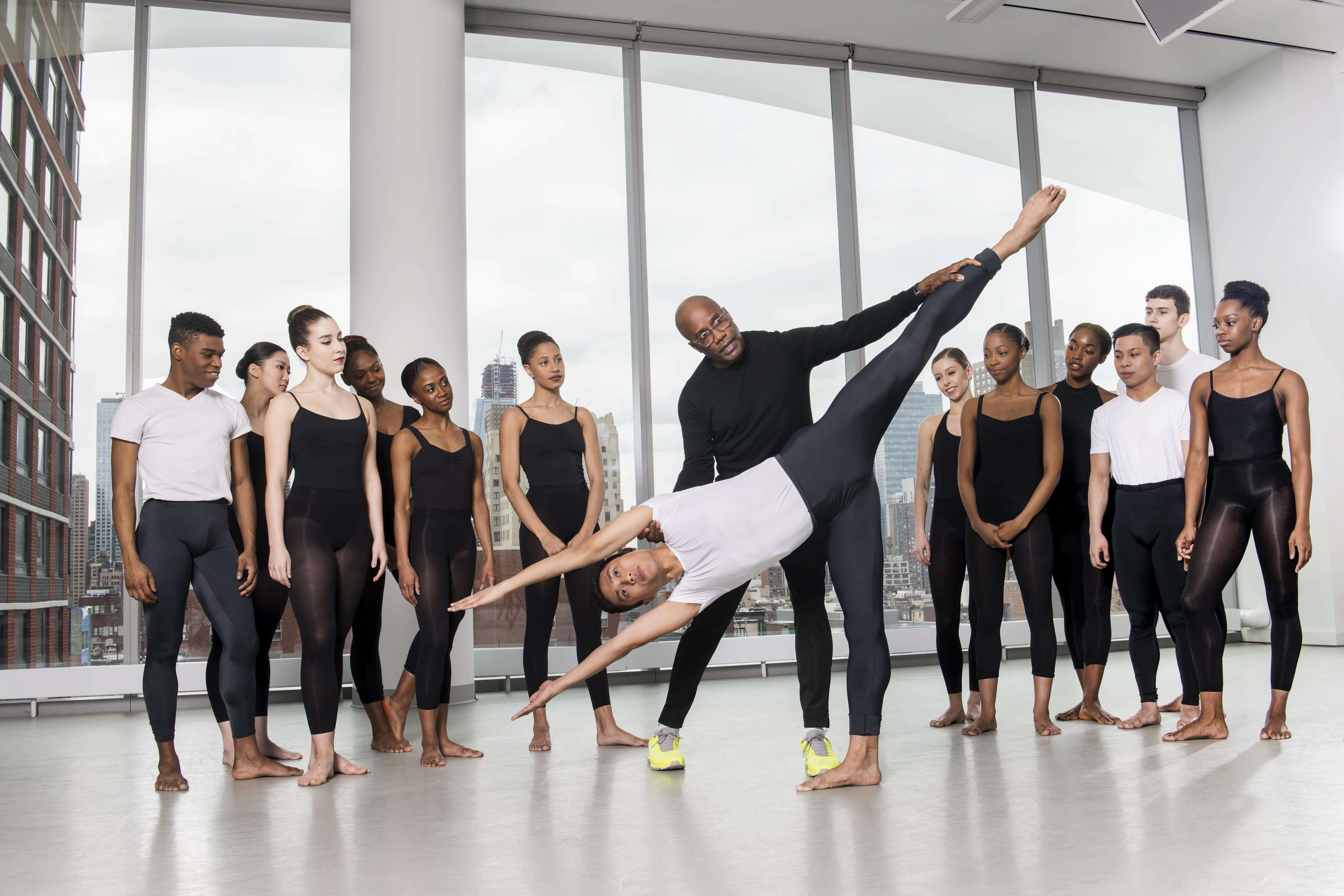 The Ailey School Auditions - Kansas City Friends of Alvin ...
